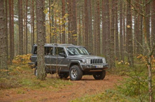 jeep liberty 2006 owners manual