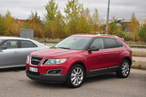 Saab 9-4X service repair manuals