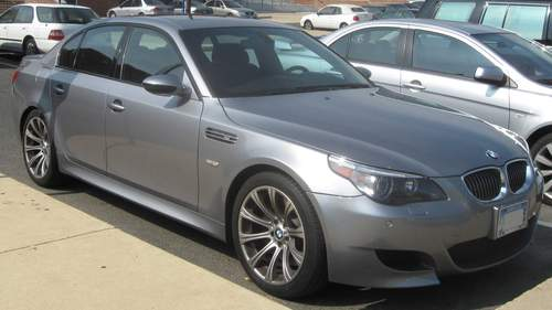 BMW 5.8 service repair manuals