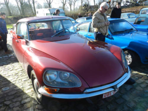 Citroen DS service repair manuals