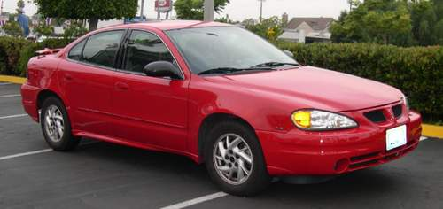 Pontiac Grand Am service repair manuals