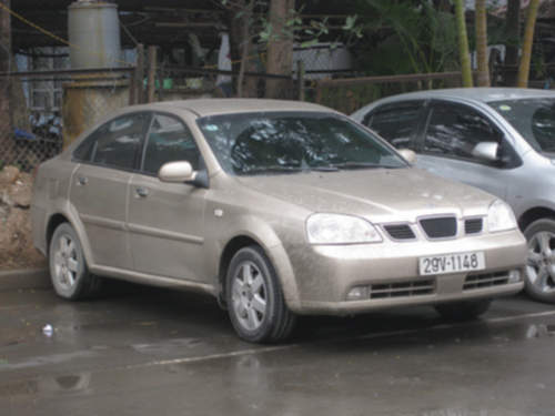 Daewoo Lacetti service repair manuals
