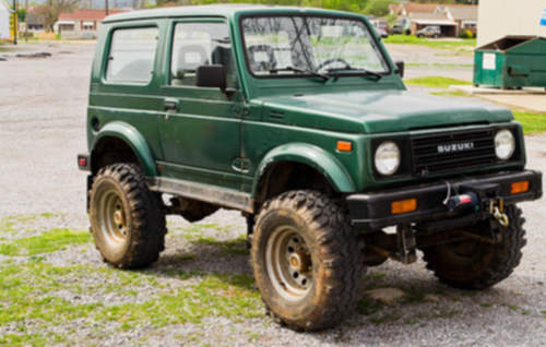 Suzuki Samurai service repair manuals