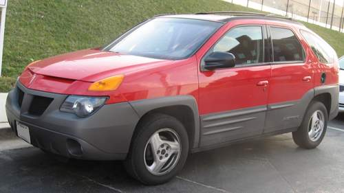 Pontiac Aztek service repair manuals