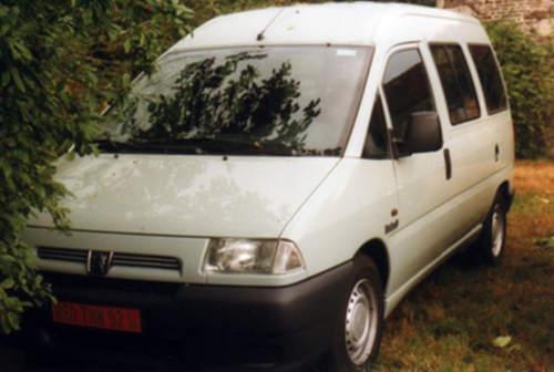 Peugeot Expert service repair manuals