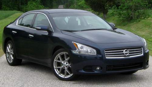 Nissan Maxima service repair manuals