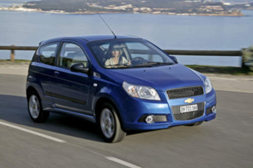 Chevrolet Aveo service repair manuals