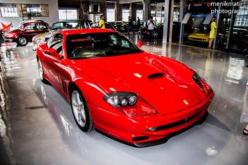 Ferrari 550 service repair manuals