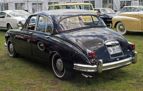 Jaguar MK II service repair manuals