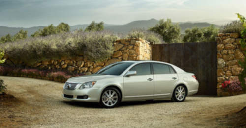 Toyota Avalon service repair manuals