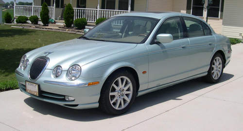 Jaguar Type S service repair manuals