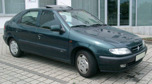 Citroen Xsara service repair manuals