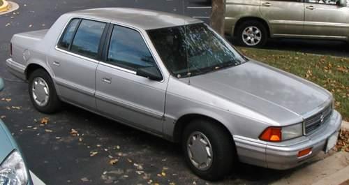 Dodge Spirit service repair manuals