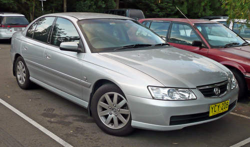 Holden Berlina service repair manuals