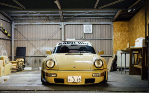 Porsche 964 service repair manuals