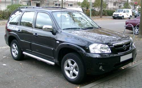 Mazda Tribute service repair manuals