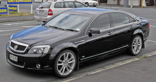 Holden Caprice service repair manuals