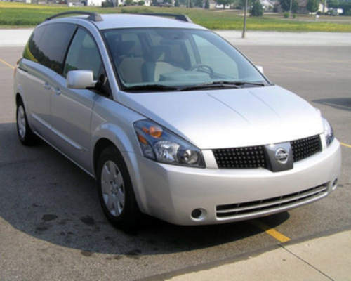 Nissan Quest service repair manuals