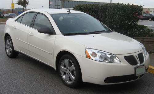Pontiac G6 service repair manuals