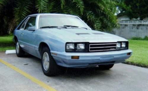 Mercury Capri service repair manuals