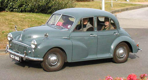 Morris Minor service repair manuals