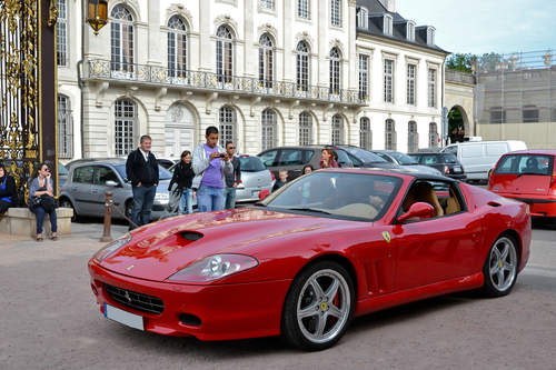 Ferrari 575 Superamerica service repair manuals