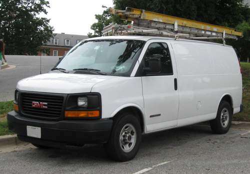 GMC Savana service repair manuals