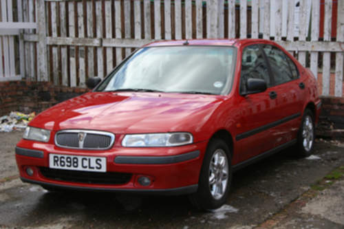 Rover 420 service repair manuals