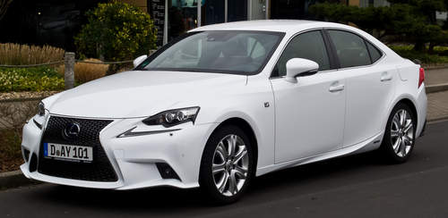 Lexus IS service repair manuals