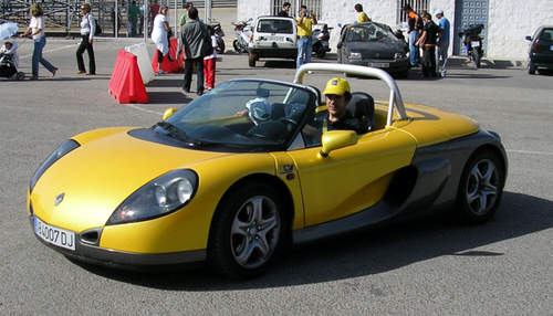 Renault Spider service repair manuals