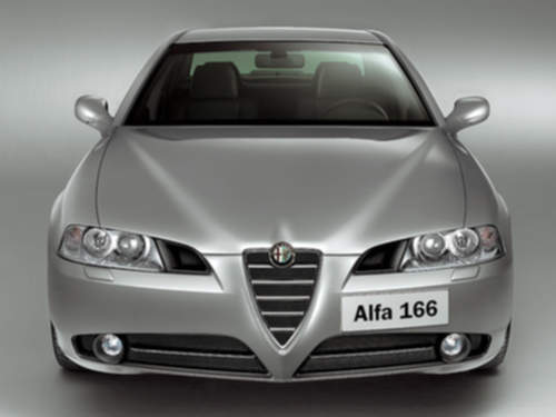 Alfa-Romeo 166 service repair manuals