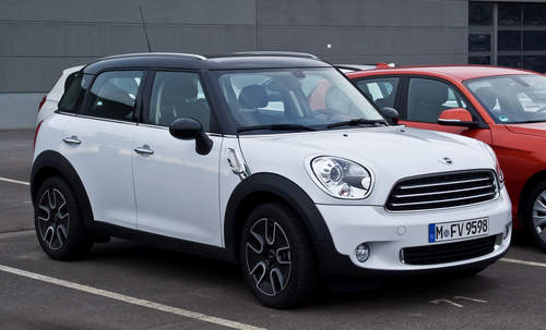 MINI Cooper Countryman service repair manuals
