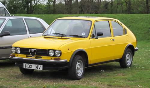 Alfa-Romeo Alfasud service repair manuals