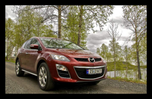 Mazda CX-7 service repair manuals