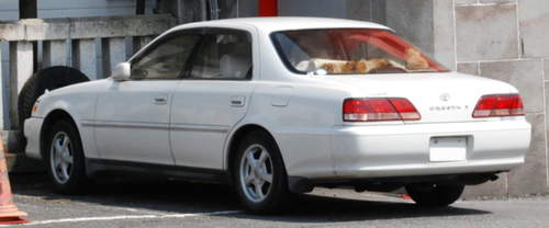 Toyota Cresta service repair manuals