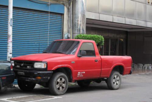 Mazda B3000 service repair manuals