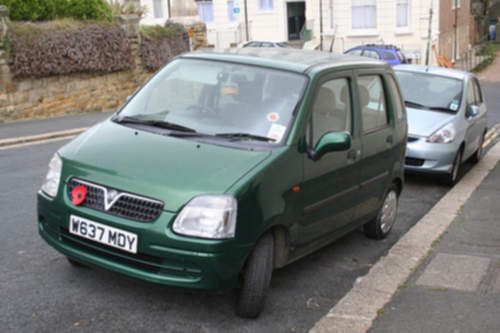 Vauxhall Agila service repair manuals