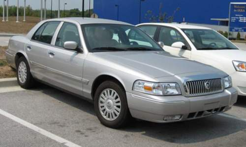 Mercury Grand Marquis service repair manuals