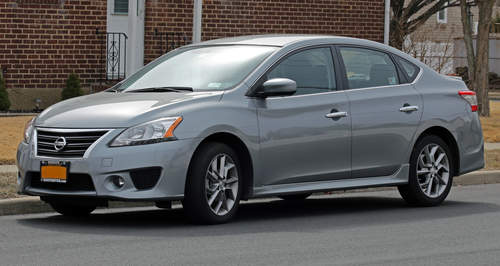 Nissan Sentra service repair manuals
