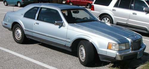 Lincoln Mark VII service repair manuals