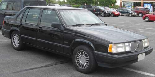 Volvo 940 service repair manuals
