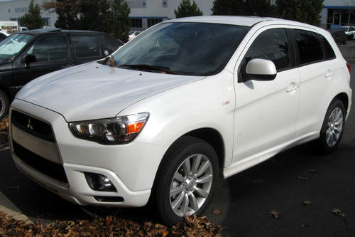 Mitsubishi Outlander Sport service repair manuals