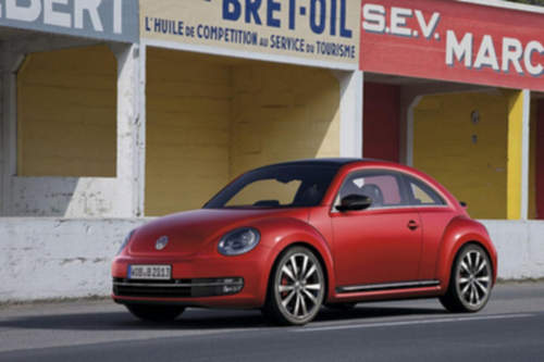 Volkswagen Beetle service repair manuals