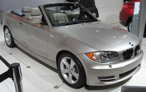 BMW 1 Series service repair manuals