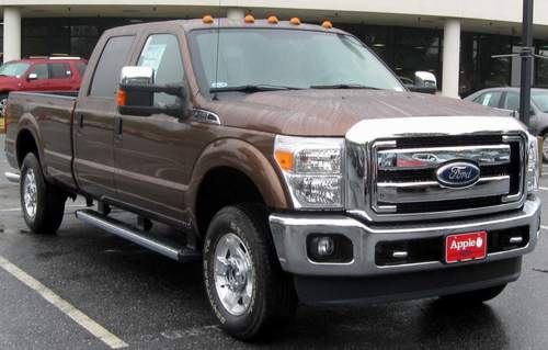 Ford F-250 service repair manuals