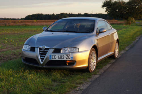 Alfa-Romeo GT service repair manuals