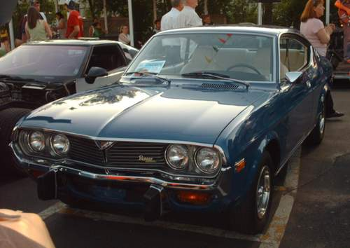 Mazda RX 4 Coupe service repair manuals