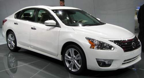 Nissan ALTIMA service repair manuals