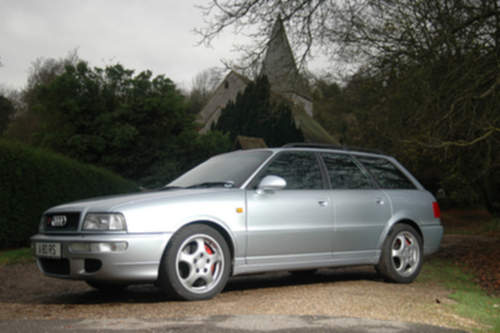 Audi RS2 service repair manuals