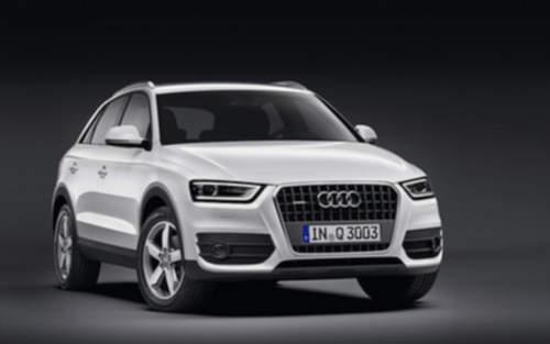 Audi Q3 service repair manuals